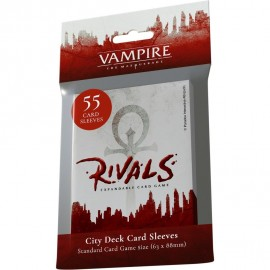 Vampire: The Masquerade - Rivals City Deck Sleeves