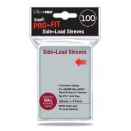 Pro Fit Small Side load Sleeves (100)