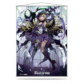 Force of will Dark Alice Wall Scroll