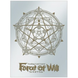 Force of Will printed deckpro sleeves cover with excl card