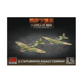 IL-2 Shturmovik Assault Company (x2 Plastic)