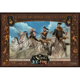 Bloody Mummer Zorse Riders: A Song Of Ice and Fire Exp.