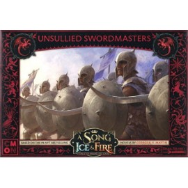 Targaryen Unsullied Swordsmen: A Song Of Ice and Fire Exp.