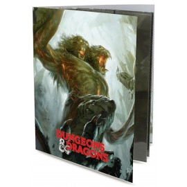 Dungeons and Dragons Character Folio Demogorgon