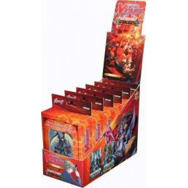 Cardfight Vanguard CCG Dragonic Overlord Deck Display (6)