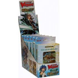 Cardfight Vanguard CCG Slash of Silver Wolf Deck Display (6)