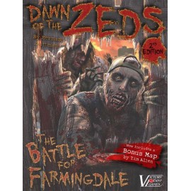 Dawn of the Zeds 2nd Edition