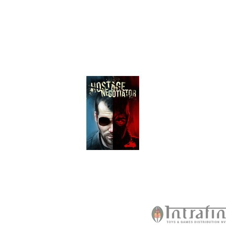 Hostage Negotiator (Boxed Card Game)