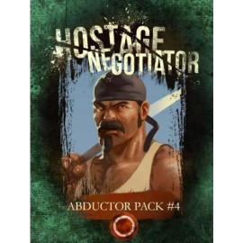 Hostage Negotiator Abductor pack 4
