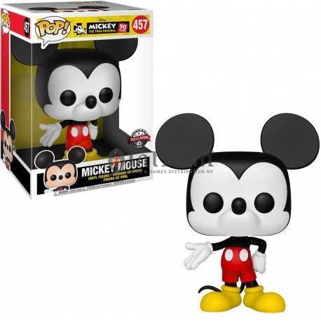 "Disney: Mickey Mouse - 10"" Mickey (Color)"