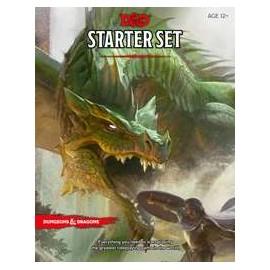 Dungeons & Dragons Next Starter Set