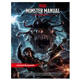 Dungeons & Dragons Next Monster Manual
