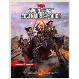 Dungeons & Dragons Next Sword Coast Adventure Guide