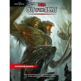 Dungeons & Dragons Next Out of the Abyss