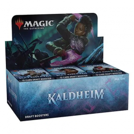 MTG Kaldheim Draft Booster Display Rus (36)