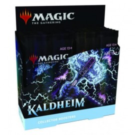 MTG Kaldheim Collector Booster (12) Ita