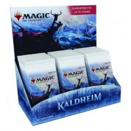 MTG Kaldheim Set Booster (30) Ger