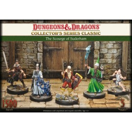 Dungeons & Dragons Scourge of Suderham