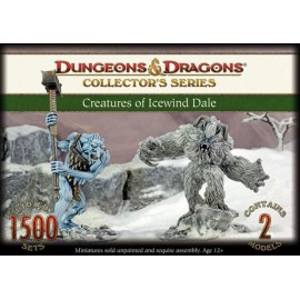 Dungeons & Dragons Creatures of Icewind Dale