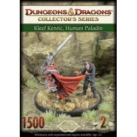 Dungeons & Dragons Kleef Kenric Human Paladin