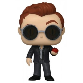 Television:1078 Good Omens -Crowley w/Apple w/Chase