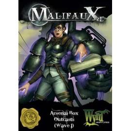 Malifaux 2nd Edition Arsenal Box 1Outcast