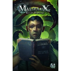 Malifaux 2nd Edition 2nd Edition Rule Manual