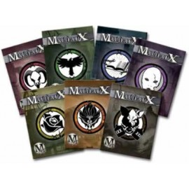 Malifaux 2nd Edition Guild ArsenalDeck 2