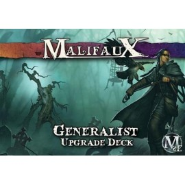 Malifaux 2nd Edition Generalist Upgrade Deck