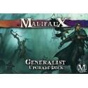 Malifaux 2nd Edition Generalist Upgrade Deck