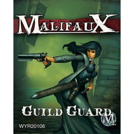 Malifaux 2nd Edition Guild Guard -Guild