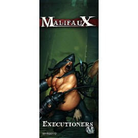 Malifaux 2nd Edition Executioners (2) Guild