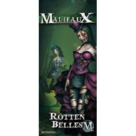 Malifaux 2nd Edition Rotten Belles