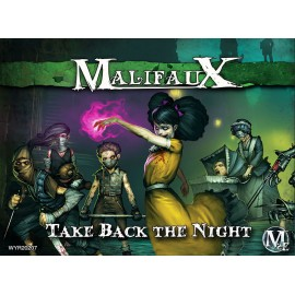 Malifaux 2nd Edition Take Back theNIght: Molly Crew