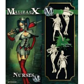 Malifaux 2nd Edition Nurses (2)