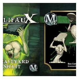 Malifaux 2nd Edition Graveyard Spirit