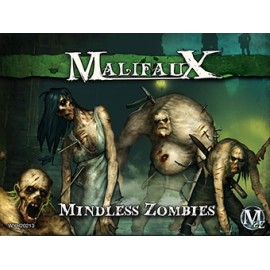 Malifaux 2nd EditionMindless Zombies (4) Resurrectionist