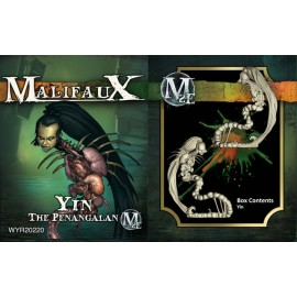 Malifaux 2nd Edition Yin - Resurrectionist