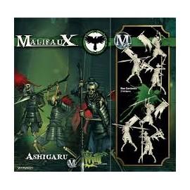 Malifaux 2nd Edition Ashigaru (3-pack)