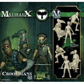 Malifaux 2nd Edition Crooligans (3Pack)