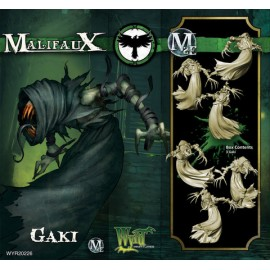 Malifaux 2nd Edition Gaki