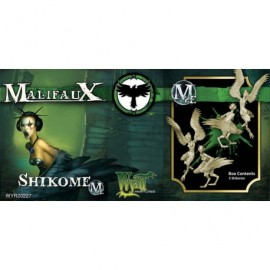 Malifaux 2nd Edition Shikome- Rsurrectionist (2)