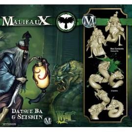 Malifaux 2nd Edition Datsu Ba - Seishen