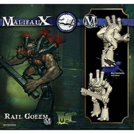 Malifaux 2nd Edition Rail Golem - Arcanist