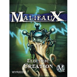 Malifaux 2nd Edition Electric Creation - Arcanists