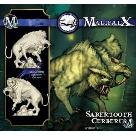 Malifaux 2nd Edition Sabertooth Cerberus