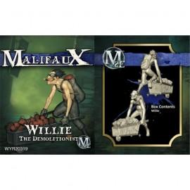 Malifaux 2nd Edition Willie -Arcanist