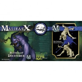 Malifaux 2nd Edition Blessed- Arcanists (6)