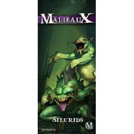 Malifaux 2nd Edition Silurids (3)