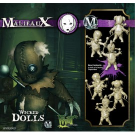 Malifaux 2nd Edition Wicked Doll